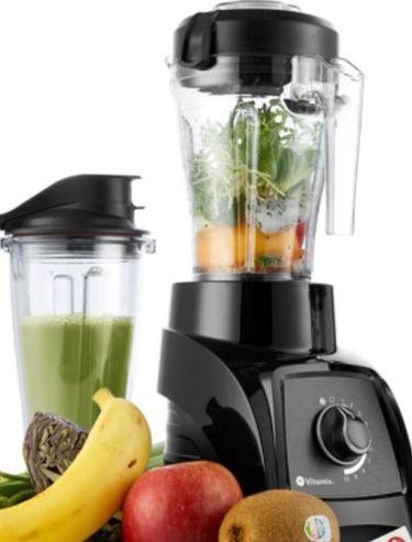 輕鬆享受型Vita-Mix】S30輕饗型全食物調理機-黑-公司貨(1機3杯 贈送健康馬克組)