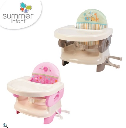 Summer Infant小餐椅兩個顏色可以選