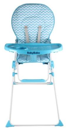 BabyBabe高腳餐椅正面圖