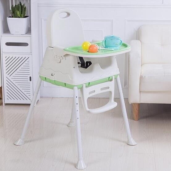 高腳餐椅三種坐法