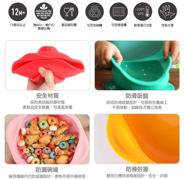 餐碗使用方法