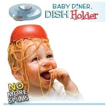 不用吸盤吃飯的孩子吃整身