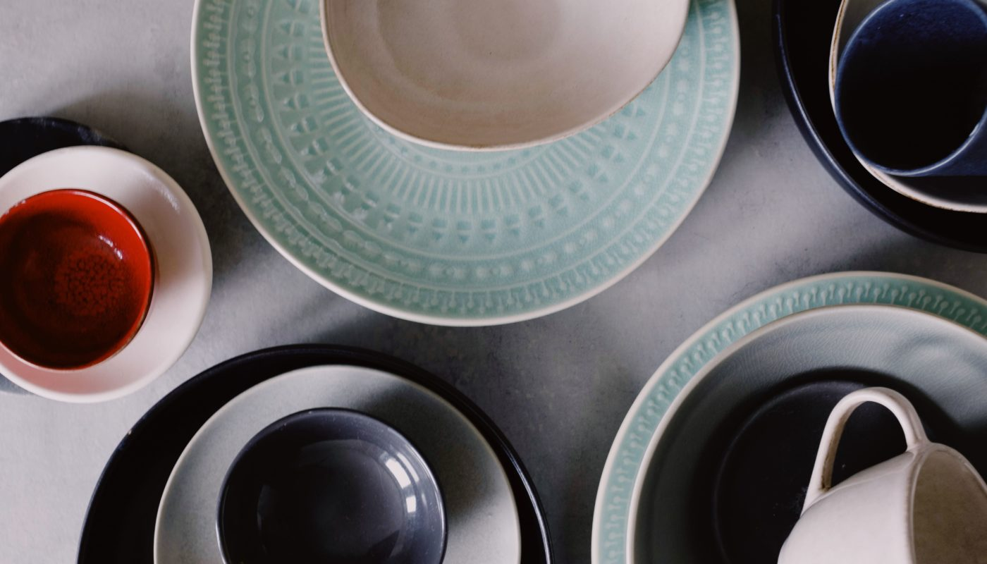 餐碗和餐盤