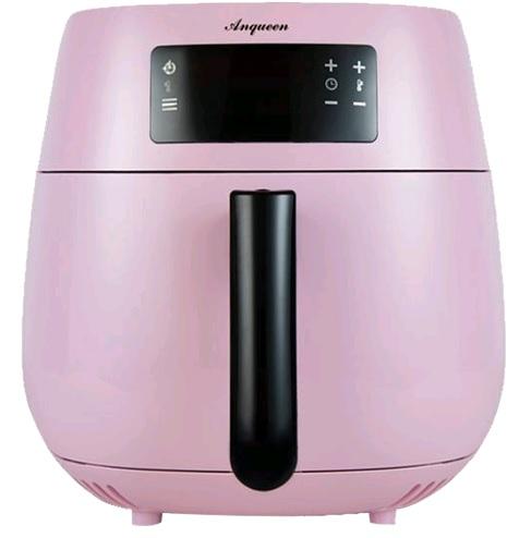 安晴氣炸鍋粉色