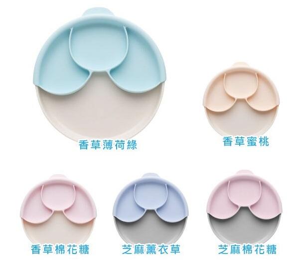Miniware 天然聚乳酸兒童學習餐具 聰明分隔餐盤組一共有五種組合