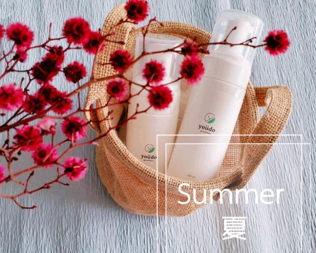 適合夏天「勻朵般」的清爽保養,快來甩掉你的黏膩油臉吧~~~