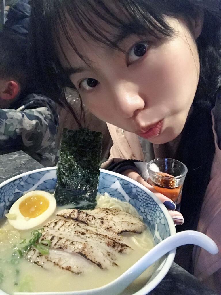 我和我的海鮮麵