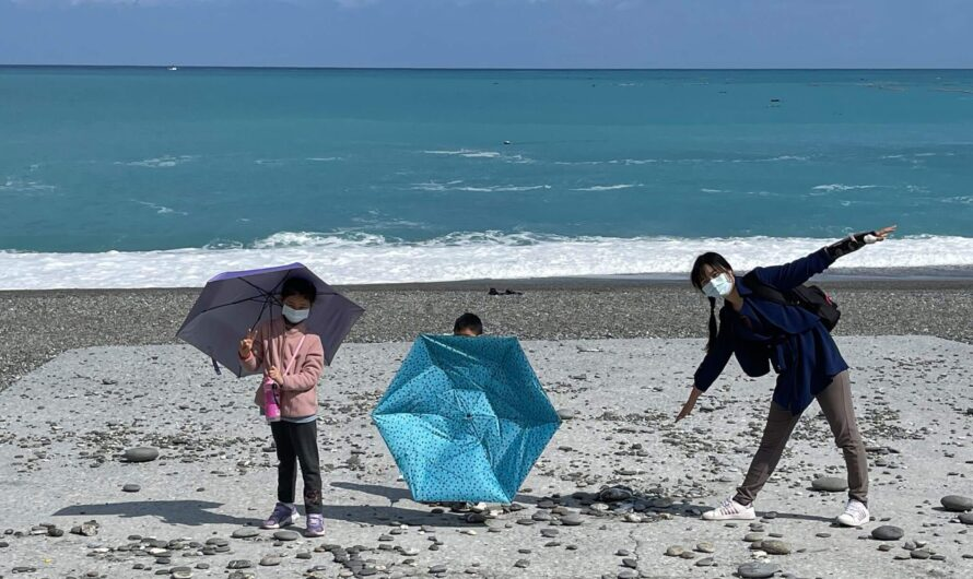 媽媽怎麼快樂旅行?身為一位母親,我學習享受旅行~~花蓮之旅。